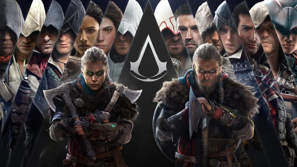 assassins creed ubisoft تصاویر بازی ها