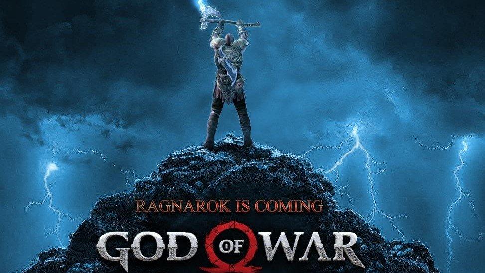 god of war ragnarok معرفی بازی God of war جدید در رویداد معرفی PS5