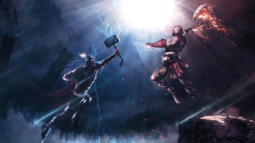 god of wariranstreamer.com تصاویر بازی ها