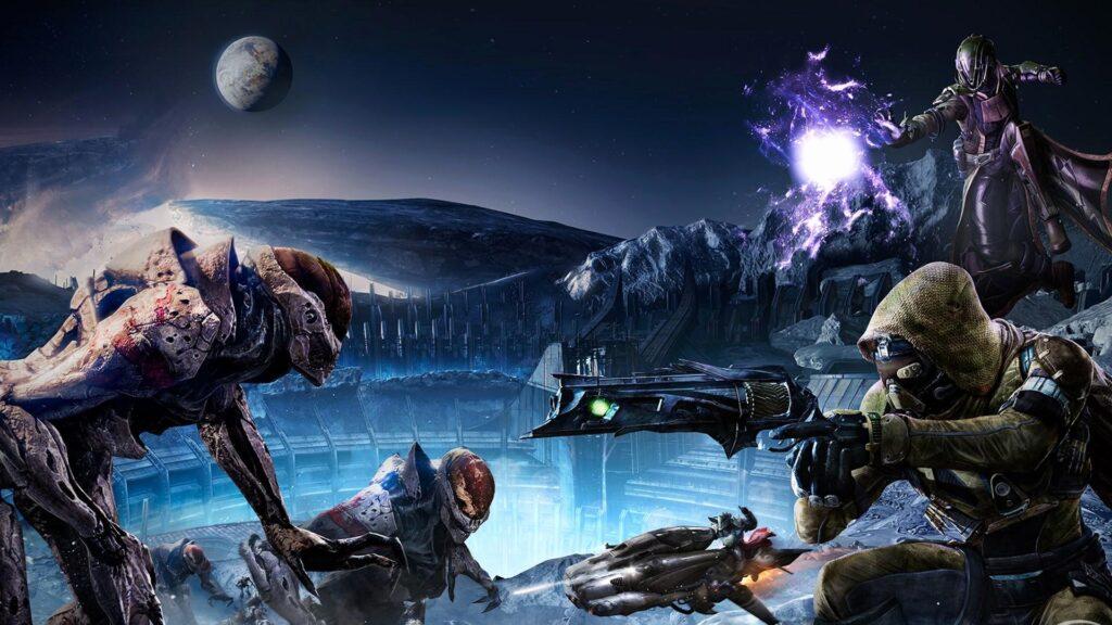 Latest Destiny 2 Latest Destiny 2: دشمنان جدید این بازی در اروپا هستند.
