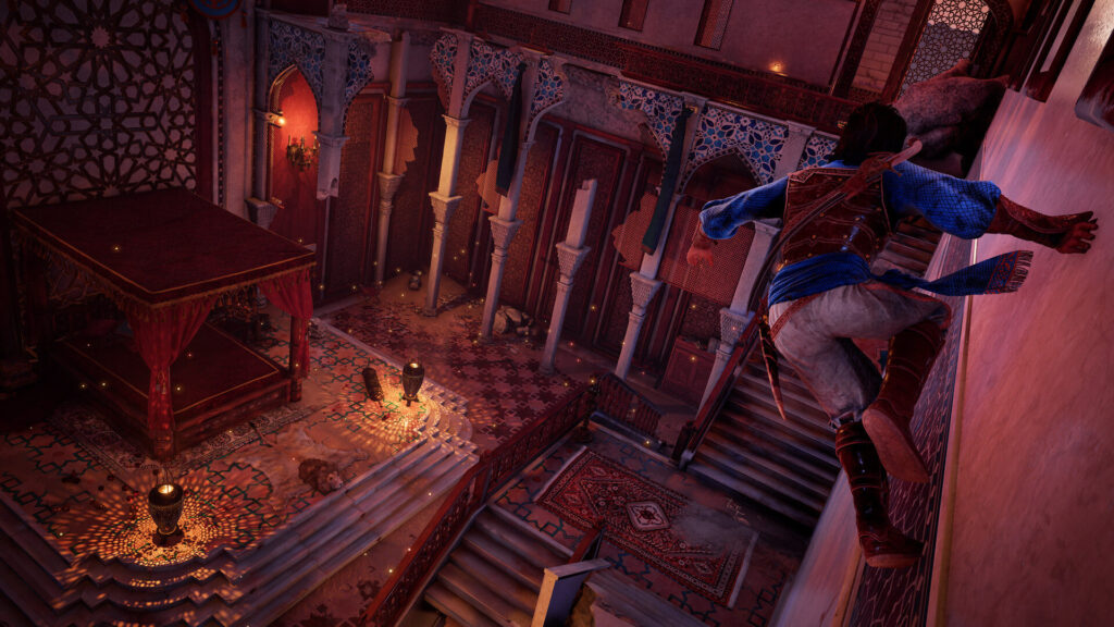 Prince of Persia Sands of Time Remake 1 بازی Prince Of Persia: Sand Of time برای کنسول های فعلی