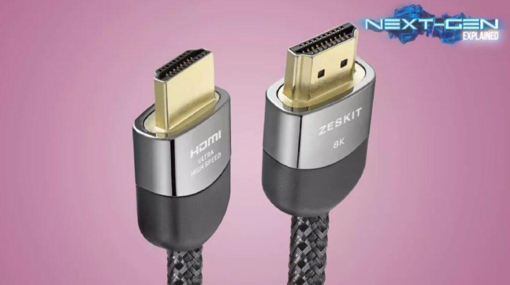 HDMI HDMI 2.1 چیست؟ کابل نسل بعدی برای PS5 و Xbox Series X