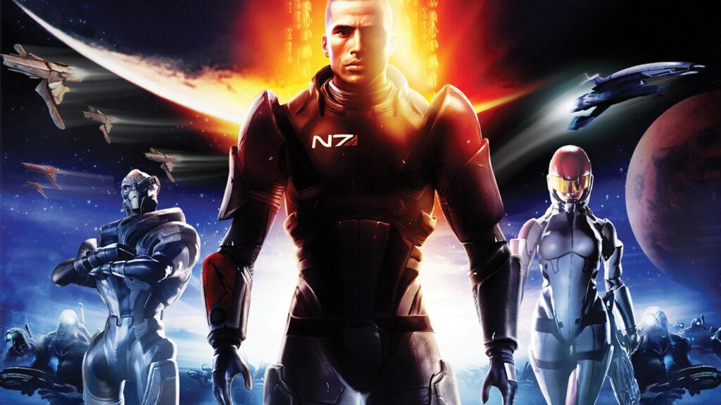 شایعاتی در مورد ساخت بازی Mass Effect Remaster