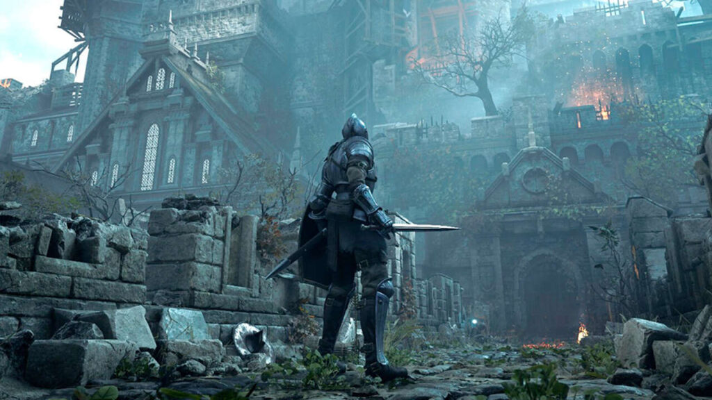 Demons Souls PS5 ractured Mode Respec World Tendency Details تریلر کوتاه بازی Demon's Souls Remake به نمایش بازخوردهای مثبت بازی میپردازد