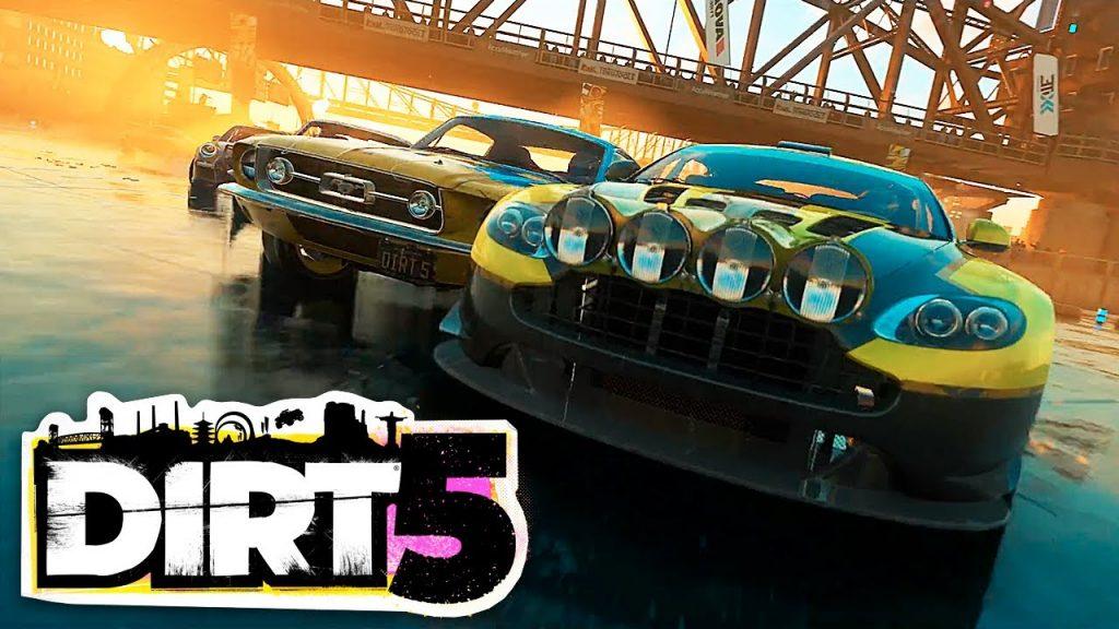 Dirt5 نقد و بررسی بازی Dirt 5؛یک بازی مسابقهای فراموش نشدنی!!