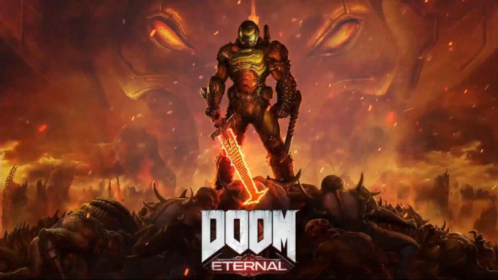 عرضهی نسخهی فیزیکی بازی DOOM Eternal برروی Nintendo switch لغو شد!