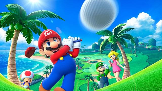 mario golf world tour5 شایعه مبنی بر ساخت ورزشی جدید از سری ماریو برای نینتندو سوییچ