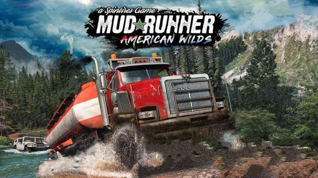 mudrunner american wilds review بازی Mudrunner بر روی فروشگاه Epic Store رایگان شد!