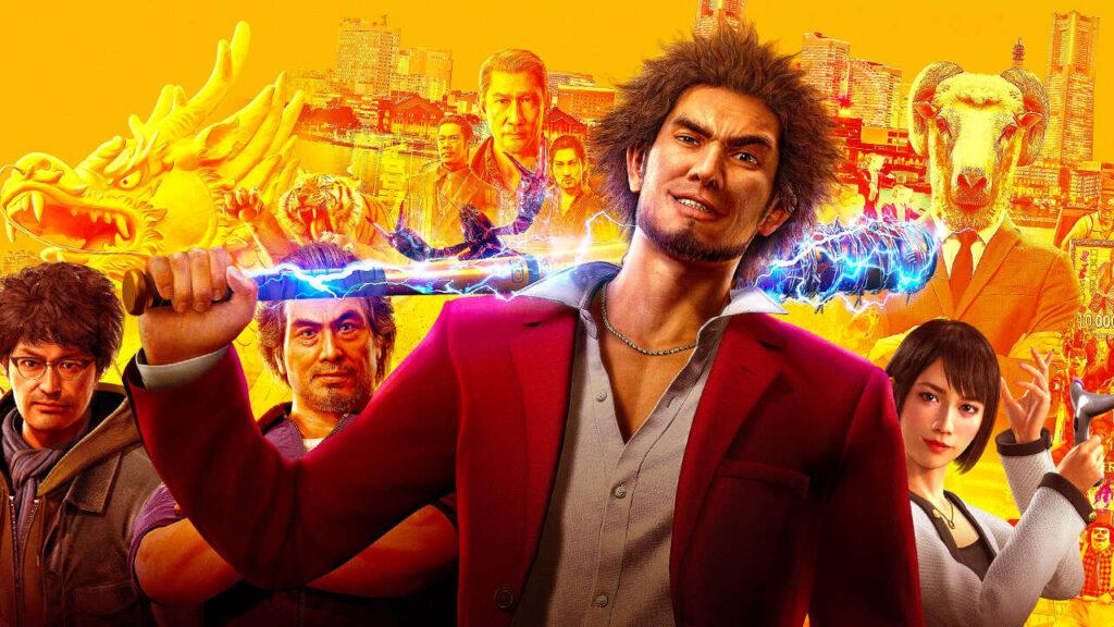 yakuza like a dragon review promothumb تصاویر بازی ها