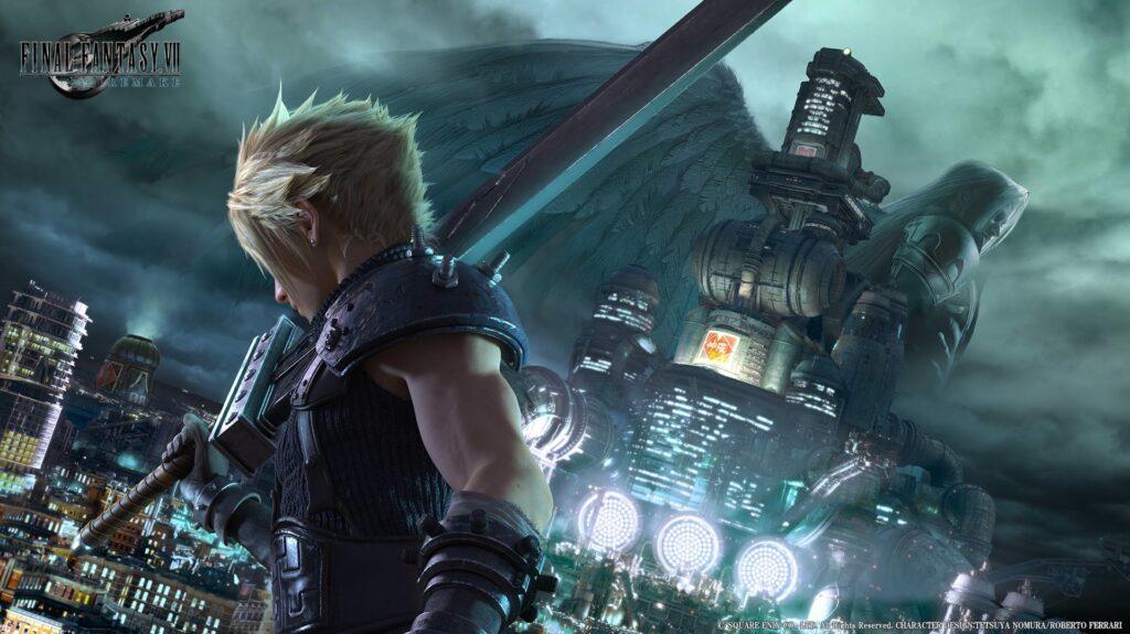 بازسازی Final Fantasy VII