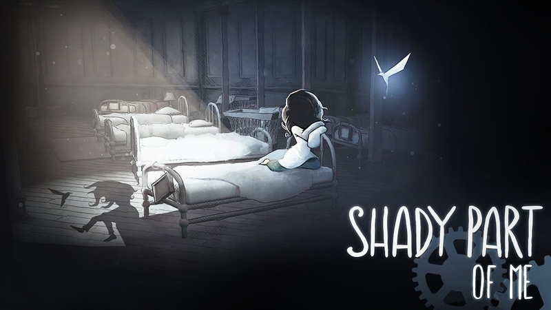 Shady Part of Me بازی Shady Part of Me در مراسم The Game Awards 2020 معرفی شد