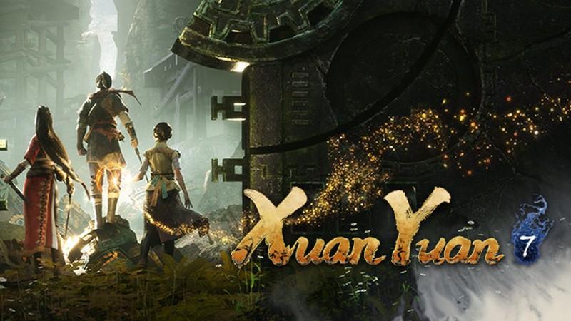 شمشیر X uPress-yuan 7