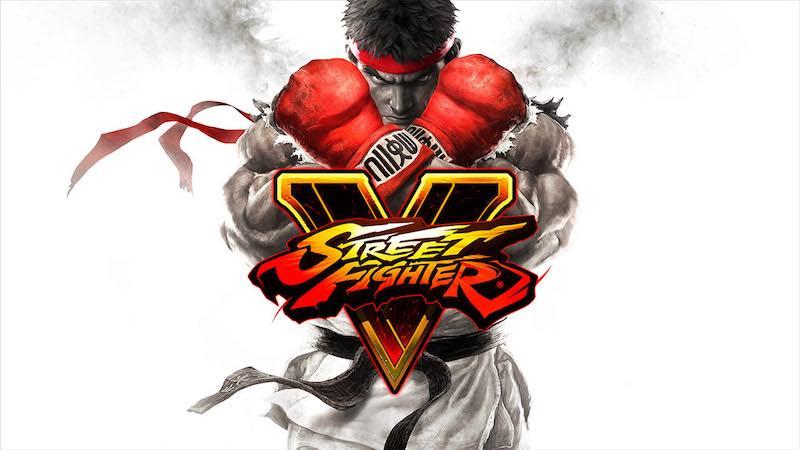 logo street fighter v capcom عرضه جدید بازی Street Fighter 5 با تاخیر خواهد شد
