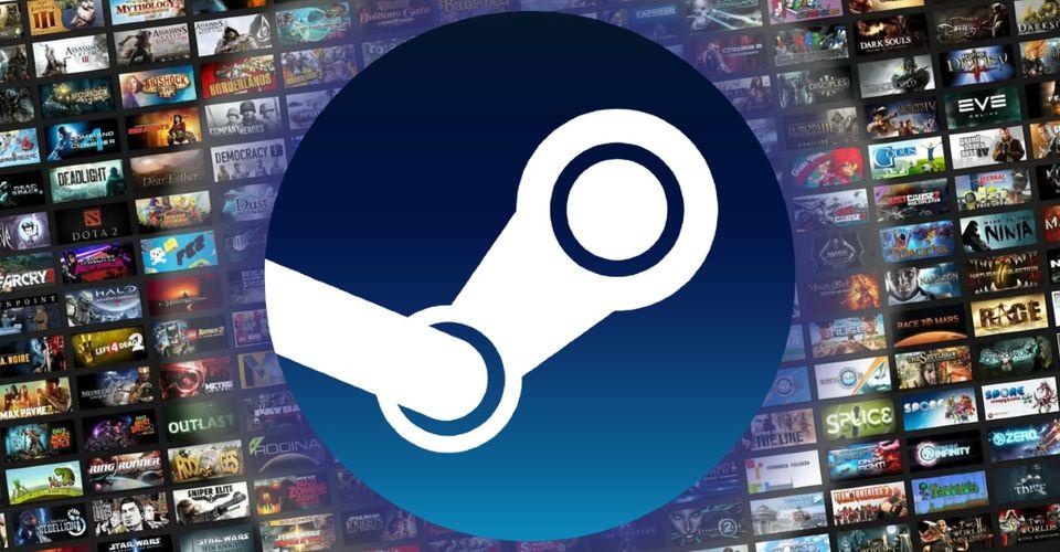 steam game library logo 1 steam به رکورد جدید ۲۴/۸ میلیون کاربر همزمان رسید