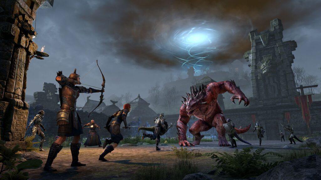 Elder Scrolls Online eso gates of oblivion feature تاریخ انتشار بسته الحاقی Gates of Oblivion بازی Elder Scrolls Online مشخص شد