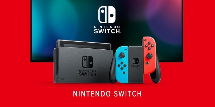 سخت افزار NintendoSwitch