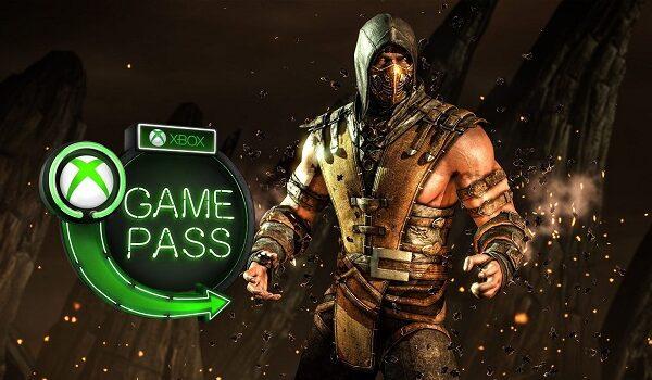 بازی Mortal Kombat X از سرویس ایکس باکس گیم پس خارج شد