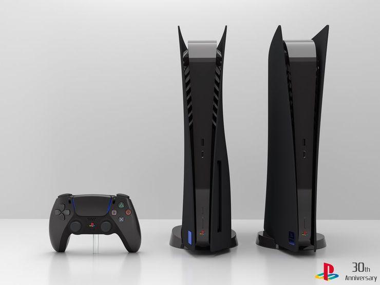کنسول های PS2-Themed-PS5-به زودی-در-عرضه-محدود-فروش-ساخته می شوند