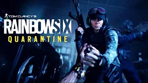 ubisoft شایعات عرضهی Rainbow Six Quarantine در مارس 2021 را رد کرد