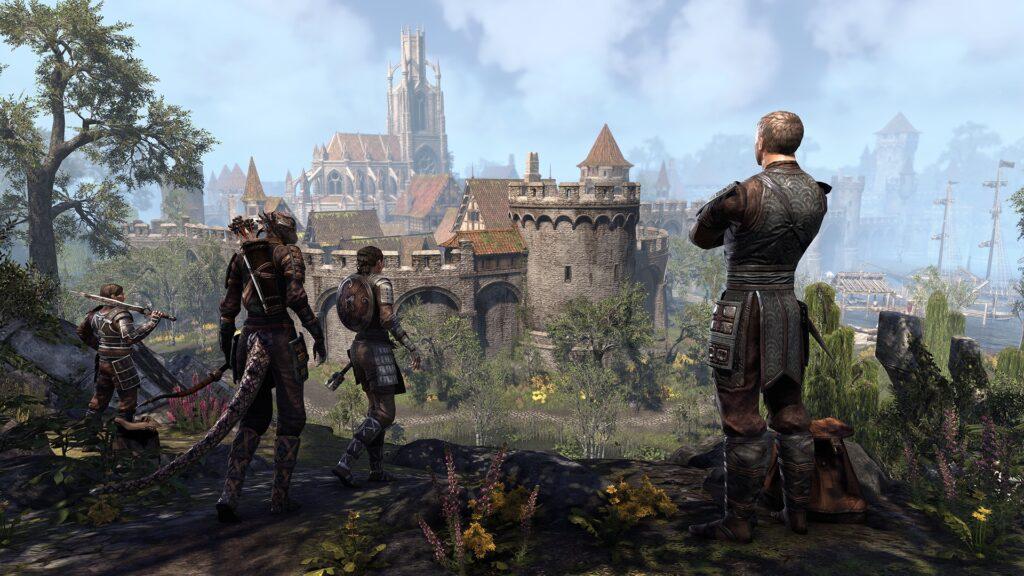 The Elder Scrolls Online Blackwood Gates of Oblivion تاریخ انتشار بسته الحاقی Gates of Oblivion بازی Elder Scrolls Online مشخص شد