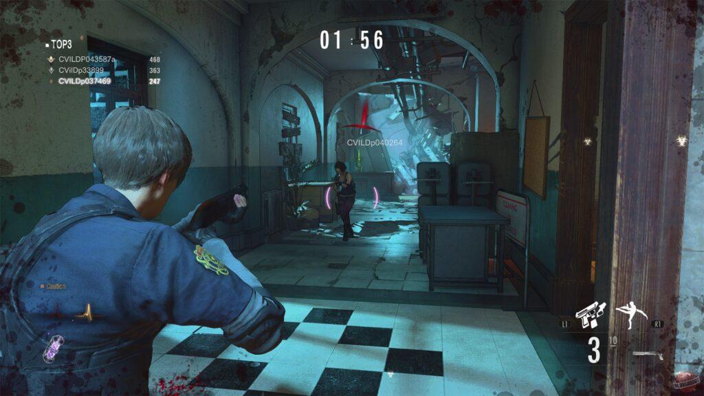 حالت چندنفرهی بازی Resident Evil Re:Verse معرفی شد