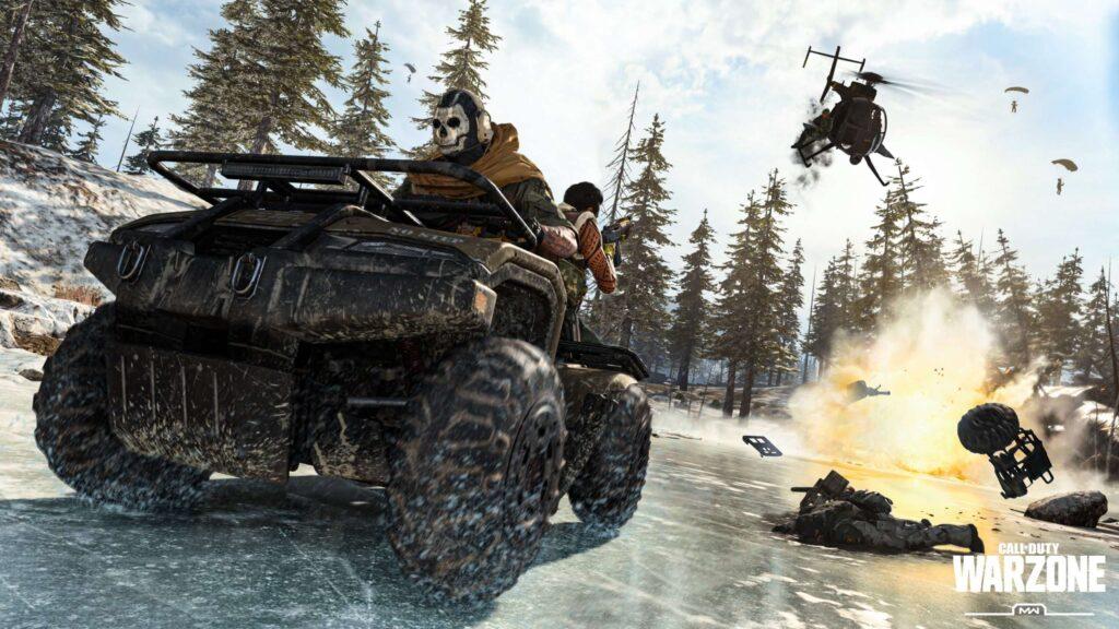 Call of Duty Warzone 4k Screenshot 1 scaled 1 بروز مشکلات زیاد پس از آپدیت بازی Call of Duty Warzone