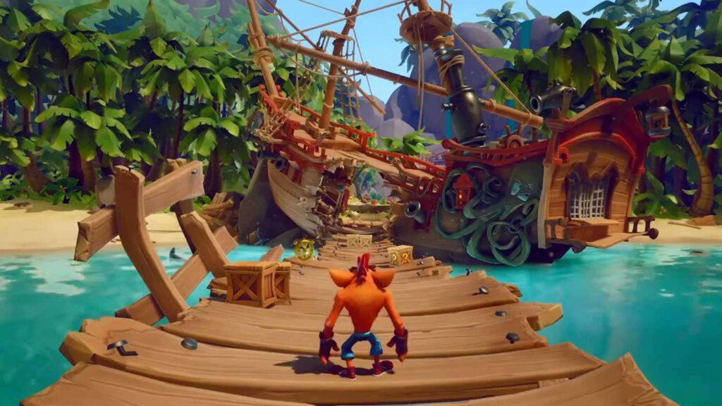 State of Play:تریلر نسخه پلیاستیشن 5 بازی Crash Bandicoot 4 منتشر شد