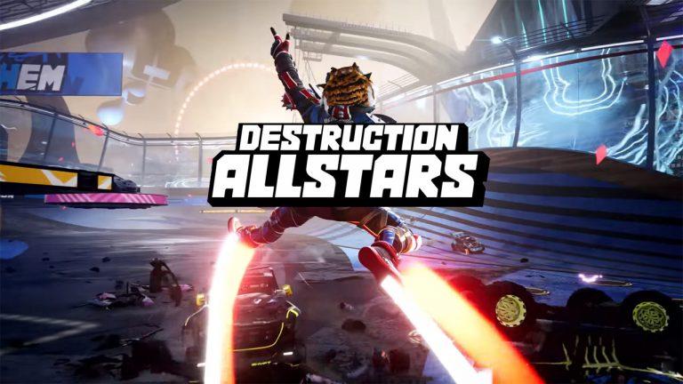Destruction AllStars 1 تریلر زمان عرضهی Destruction AllStars یک بازی پر از هیجان را وعده میدهد