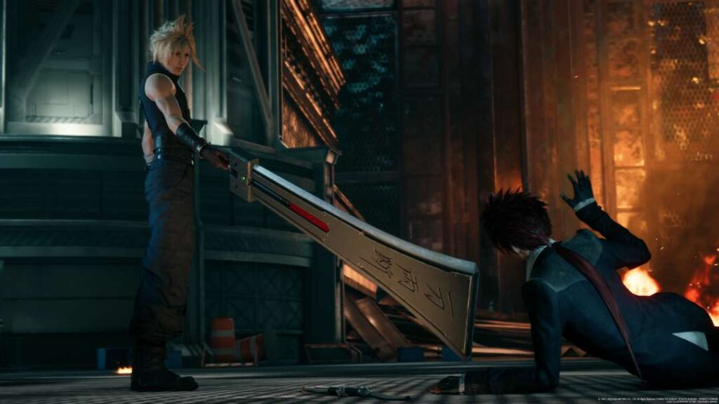 FINAL FANTASY VII REMAKE 20200329184548 e1585918300591 State of Play:تاریخ انتشار نسخهی پلیاستیشن 5 بازی Final Fantasy 7 Remake مشخص شد
