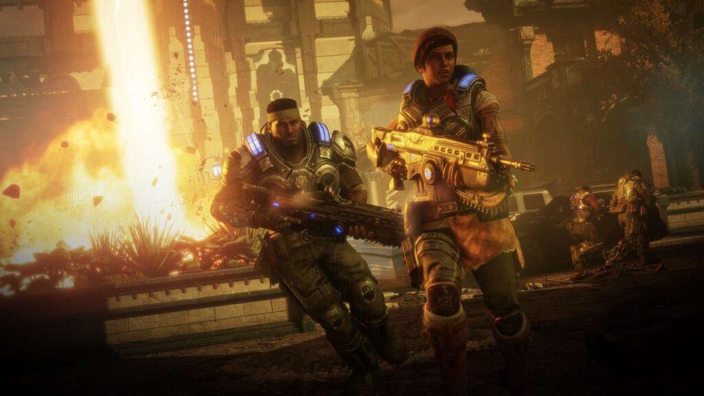 Operation 6 بازی Gears 5 معرفی شد