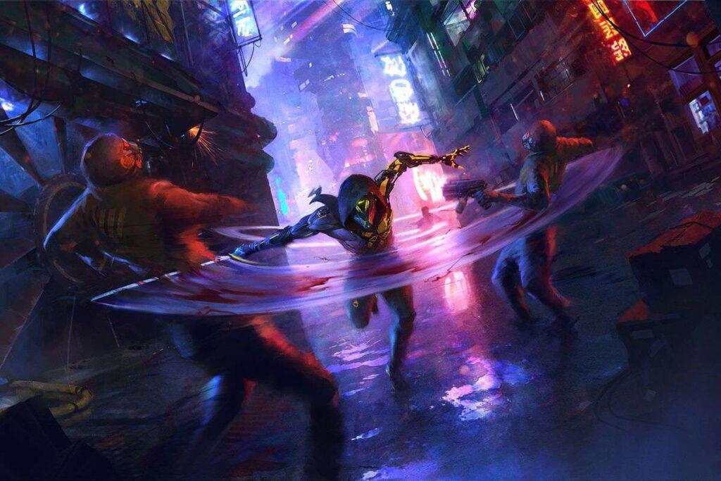 Ghostrunner Key Art FullHD.0 تاکنون 500 هزار نسخه از بازی Ghostrunner به فروش رسیده است