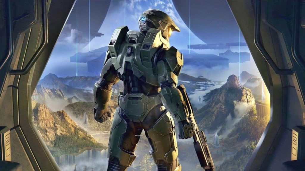 Halo Infinite will include a weapon never seen before anticipates 1024x576 1 اطلاعات جدیدی در مورد ماجراجویی و جهان باز Halo Infinite منتشر شد