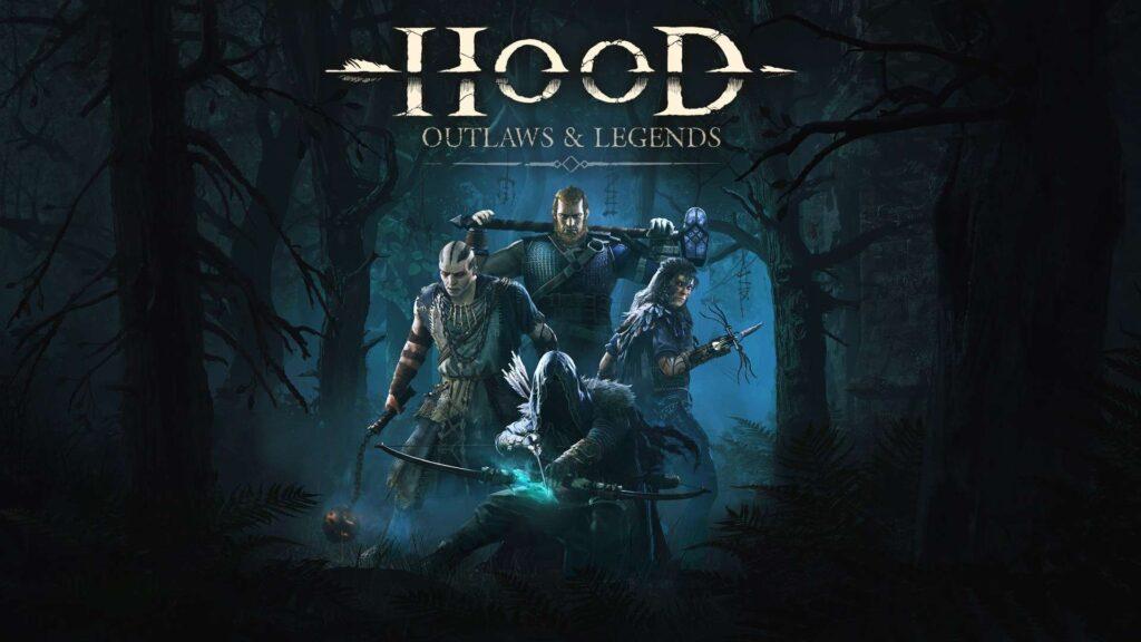 Hood Outlaws Legends Main artwork 1920x1080 Logo JPG تریلر جدیدی از بازی Hood Outlaws and Legends منتشر شد