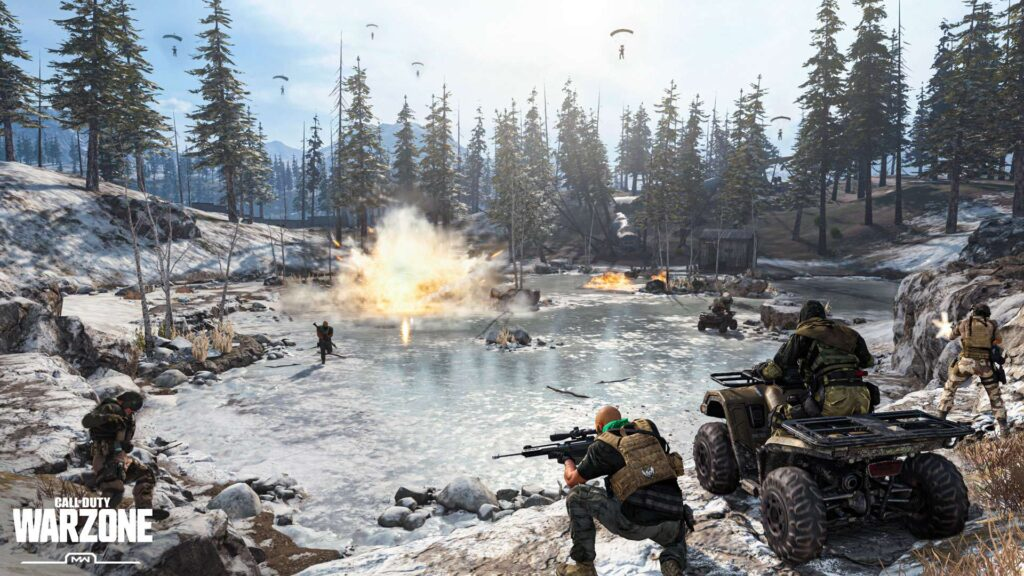 KkqWxzUa5jdiuH62uFJUnA بروز مشکلات زیاد پس از آپدیت بازی Call of Duty Warzone