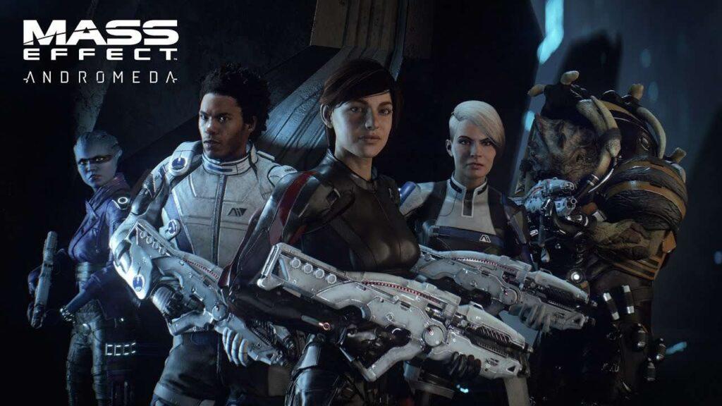 New Mass Effect Title in Very Early Development Anthem Overhaul اطلاعاتی از محتویات حذف شدهی Mass Effect Andromeda منتشر شد