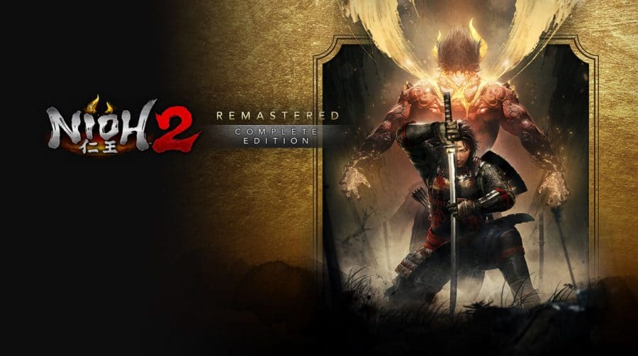 NiOh 2 Remastered 900x503 1 اولین بهروزرسانی بازی Nioh 2 Complete Edition منتشر شد