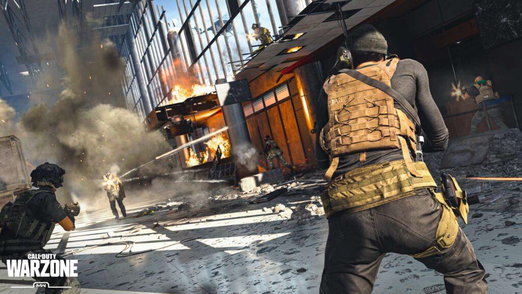 PLGUWhtw8VCUsMuFRBKyBZ بروز مشکلات زیاد پس از آپدیت بازی Call of Duty Warzone
