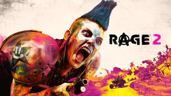 عنوان رایگان بعدی اپیک گیمز بازی Rage 2 خواهد بود