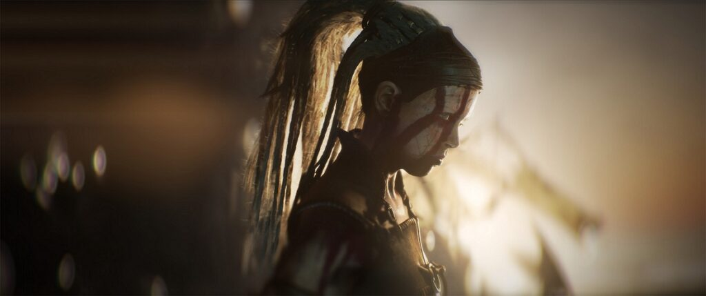 Senuas Saga تصویر جدیدی از بازی Senua's Saga: Hellblade 2 منتشر شد