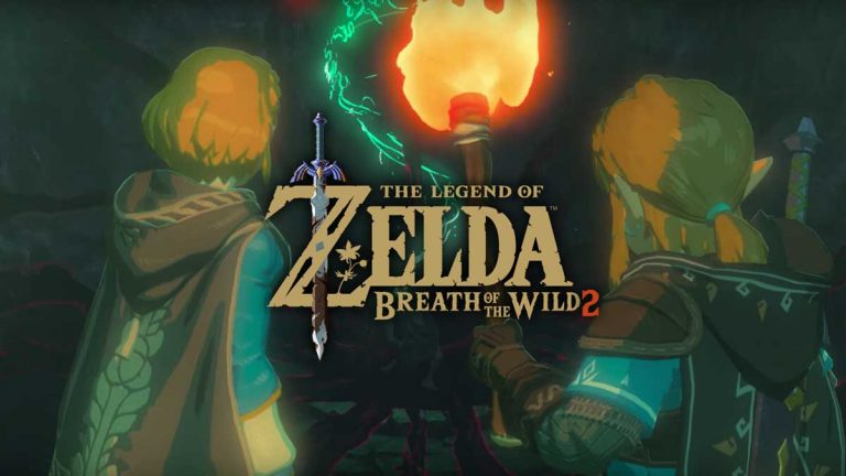 The Legend of Zelda Breath of the Wild 2 1 نینتندو به صورت اتفاقی اطلاعاتی از The Legend of Zelda: Breath of the Wild 2 را فاش کرد