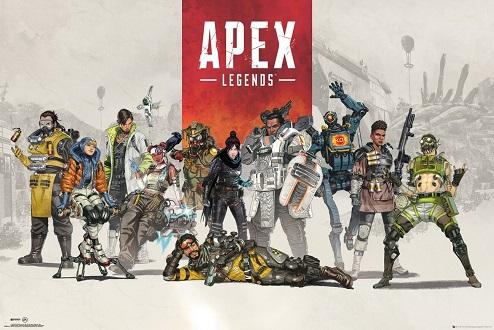 apex legends group i95329 1 بهروزرسانی جدید بازی Apex Legends منتشر شد