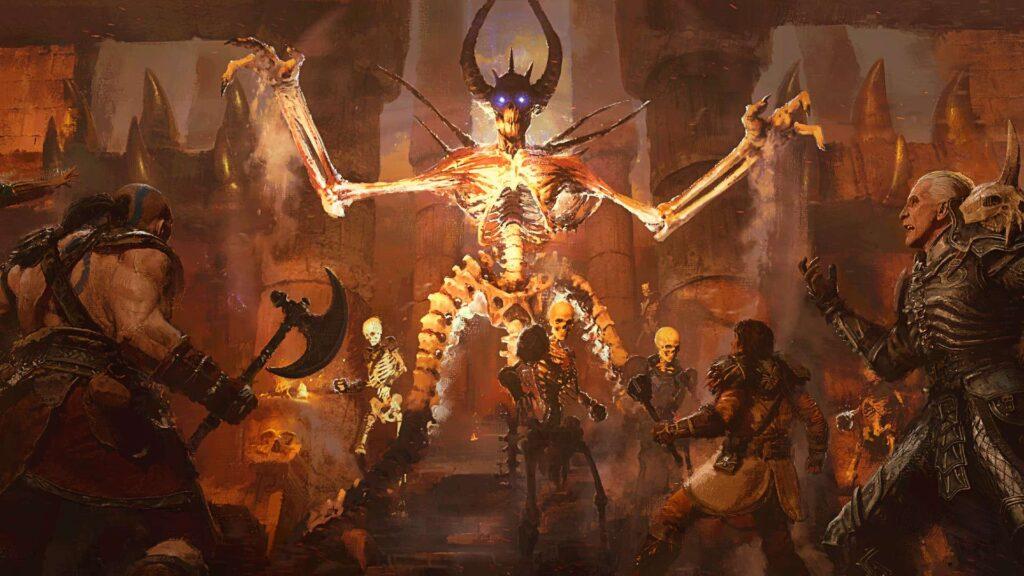 بازی Diablo 2 Resurrected دو نسخهی آلفا خواهد داشت
