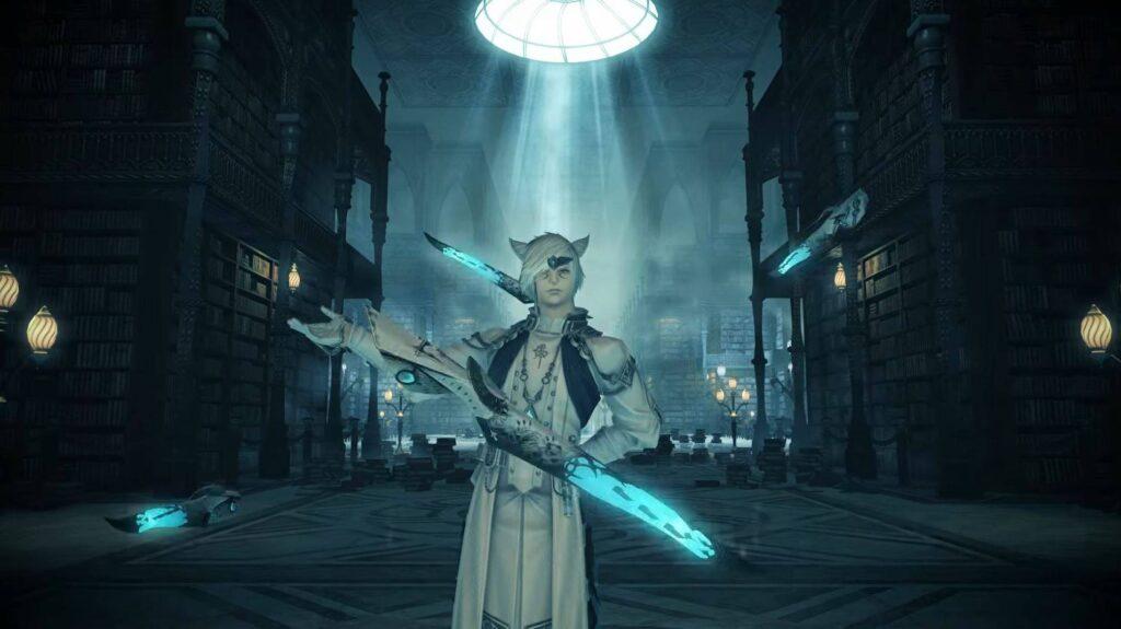 final fantasy 14 endwalker sage job revealed and detailed second job unveiling coming in may بسته الحاقی Endwalker بازی Final Fantasy 14 معرفی شد