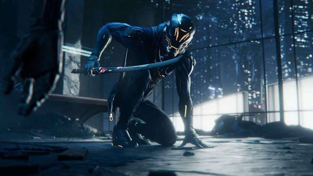 grreview تاکنون 500 هزار نسخه از بازی Ghostrunner به فروش رسیده است