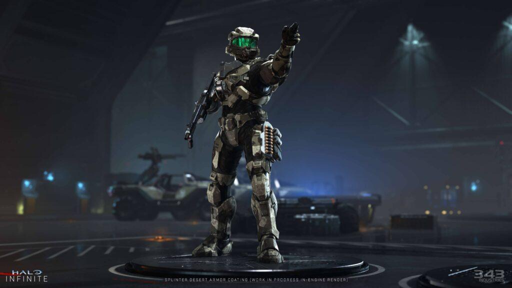 halo infinite master chief hero اطلاعات جدیدی در مورد ماجراجویی و جهان باز Halo Infinite منتشر شد