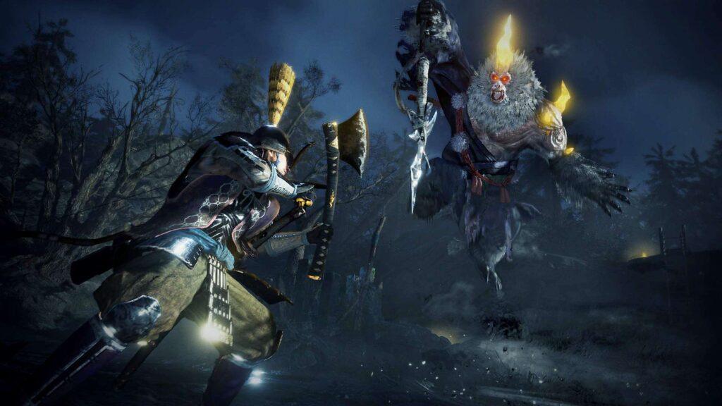 is nioh 2 coming to nintendo switch اولین بهروزرسانی بازی Nioh 2 Complete Edition منتشر شد