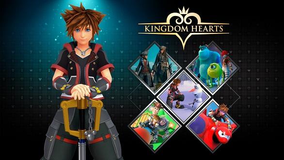 سری Kingdom Hearts برای رایانه های شخصی در راه است