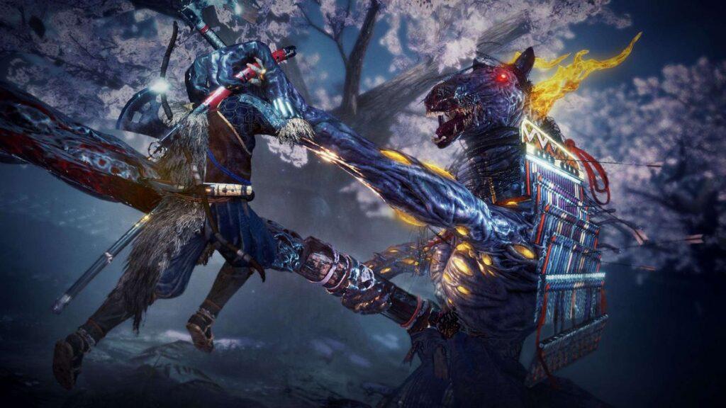 nioh 2 horse boss اولین بهروزرسانی بازی Nioh 2 Complete Edition منتشر شد