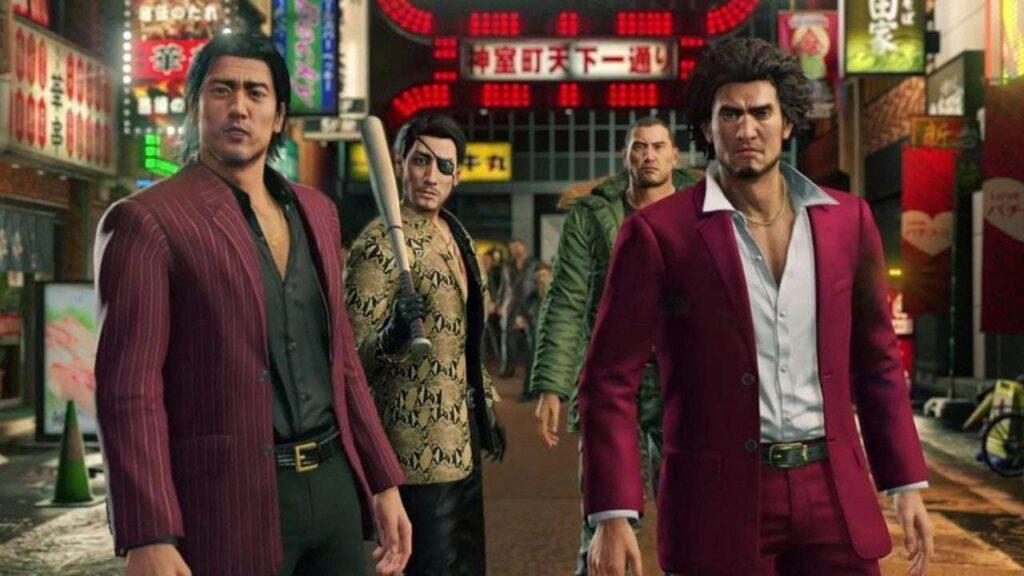 yakuza like a dragon release date set for mid november 8ueq حجم نسخه پلیاستیشن 5 بازی Yakuza Like a Dragon مشخص شد
