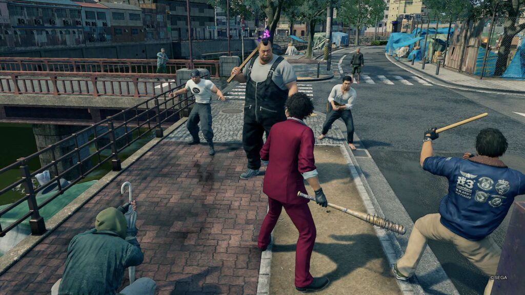 yakuza like a dragon review 1 حجم نسخه پلیاستیشن 5 بازی Yakuza Like a Dragon مشخص شد